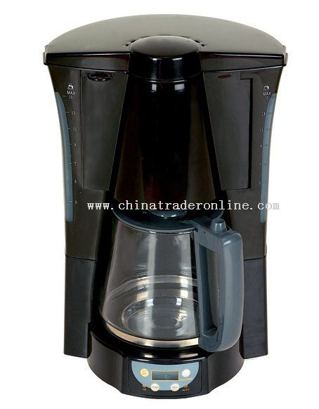 Coffee maker 1.5l - 12 cups from China