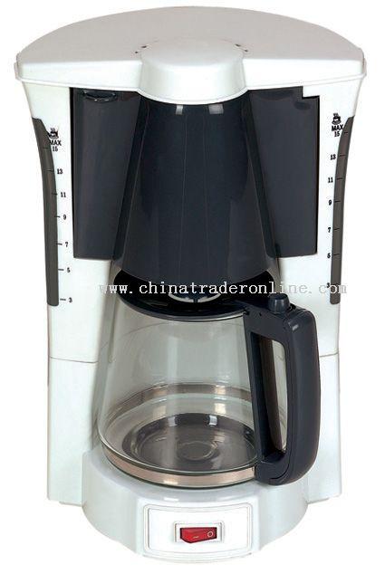 Coffee maker 12 cups