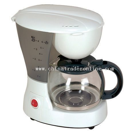 Coffee maker 6 cups