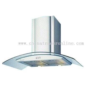 High-Efficiency Range Hood