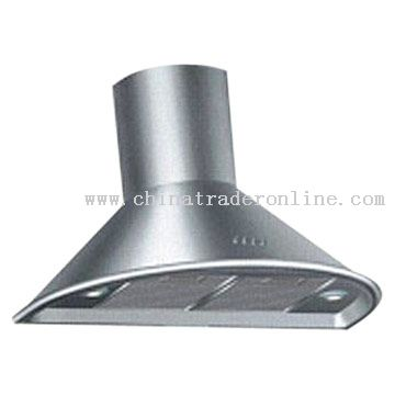 High-Efficiency Tower Range Hood