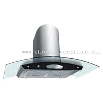 Streamlined High-Efficiency Range Hood