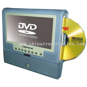 Car DVD Player from China
