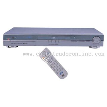 DVD with RW Recorder