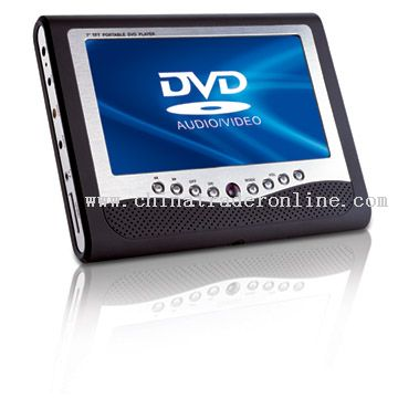Slotin DVD Player from China