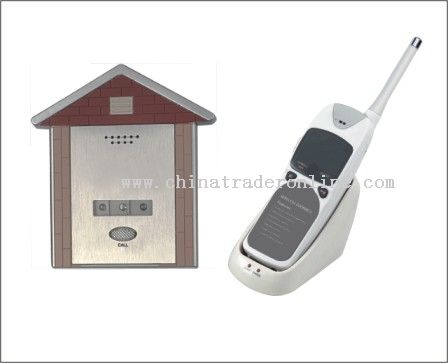 2.4GHz Wireless Doorbell