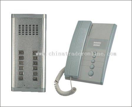Doorbell for Apartment
