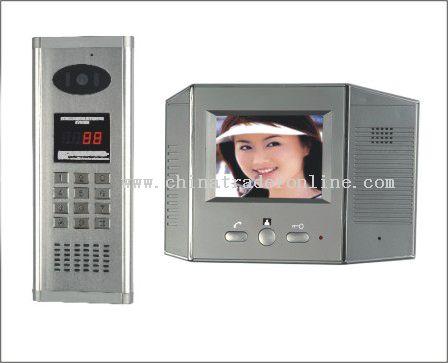 Video Doorbell for Building
