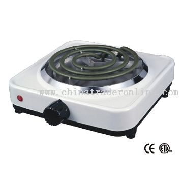 Electric Single Burner