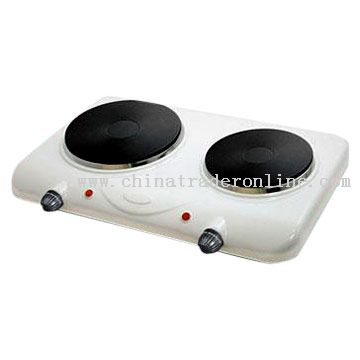 High Quality Portable Double Burner Hot Plates