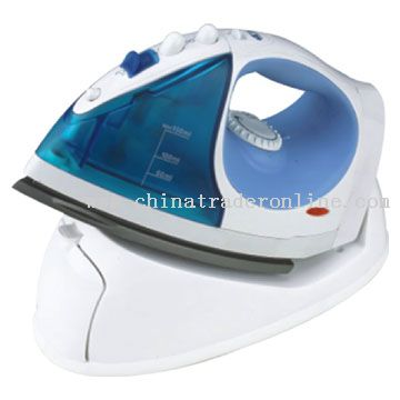 Cordless Steam Iron with UL Approval