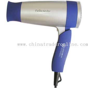 2 speed Cool shot HAIR DRYER