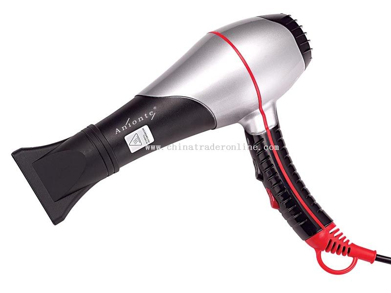 Ion function available AC motor professional Hair Dryer