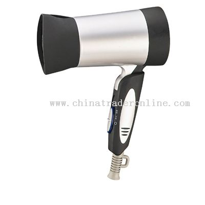 HANG UP HOOK FOLADABLE HAIR DRYER