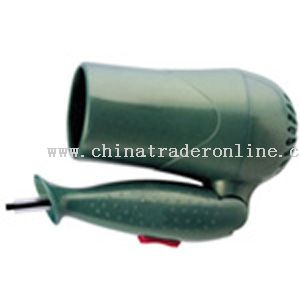 Hair Drier with slow fast two shift