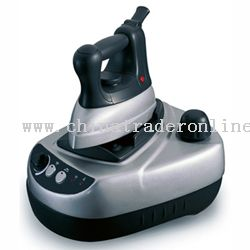 Ironing systems with pressurized boiler Professional iron