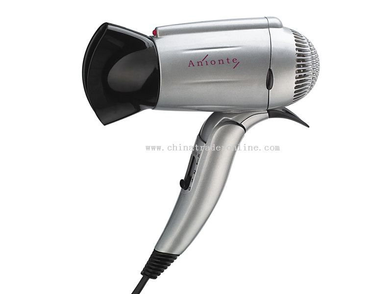 cool function foldable hair dryer