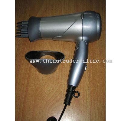 with foldable handle Hair Dryer from China