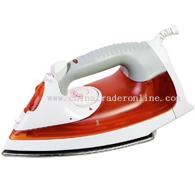 soft grip handle Steam Iron