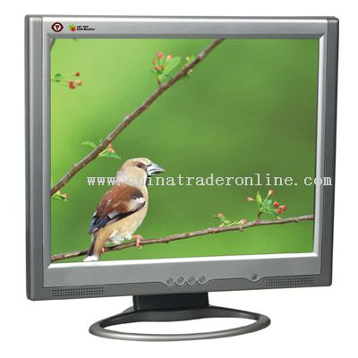 15.1inch LCD Monitor TV from China