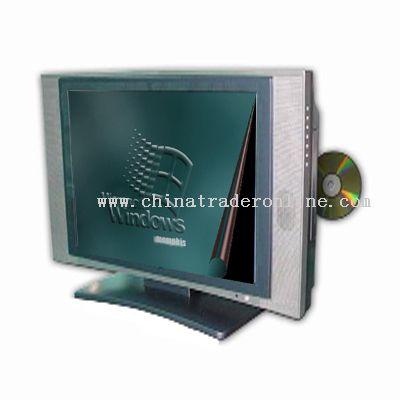 20.1 inch LCD TV