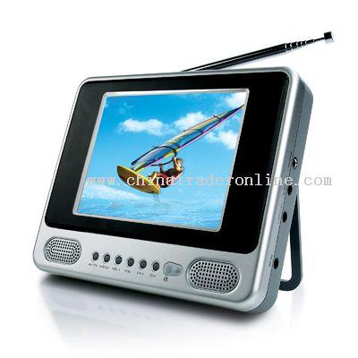 5 TFT LCD TV/MONITOR