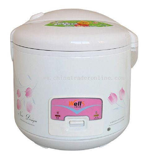 Auto cooking and keeping warm Rice Cooker
