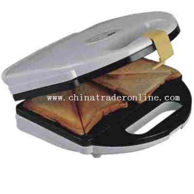 indicator light Sandwich Toaster