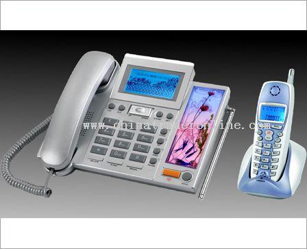 46/49MHZ cordless telephone