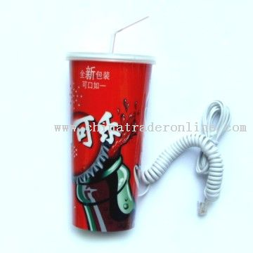 Cola Cup Phone from China