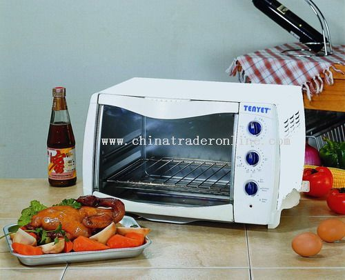 Stay-cool handles Toaster Oven
