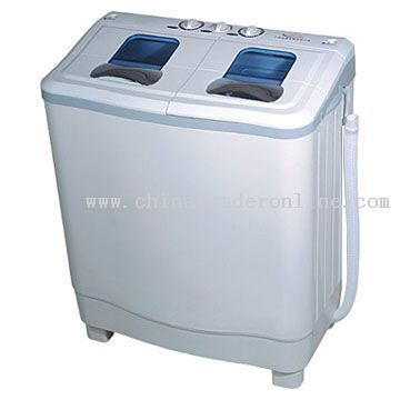 Twin Tub Washing Machine from China