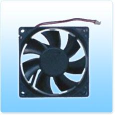Brushless DC Axial Flow Fan