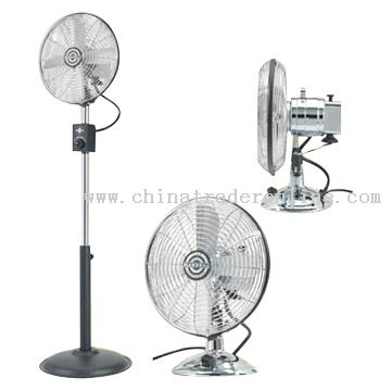 Desk Fan and Stand Fan from China