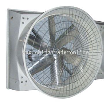 FRP Frame Fan