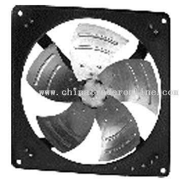 Metal Induction Motor Fan
