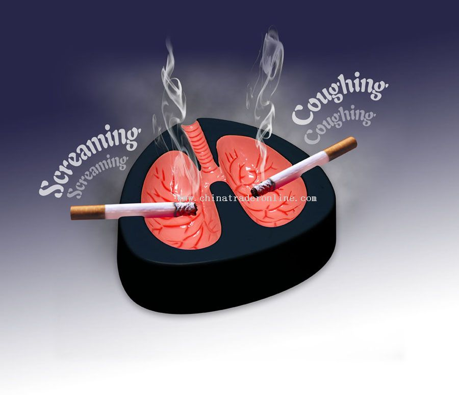Quit Smoking Ashtray