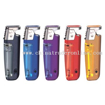 Electronic Lighter with Light from China