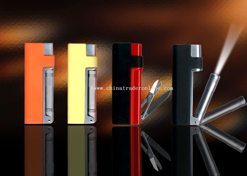 multifunction lighter from China