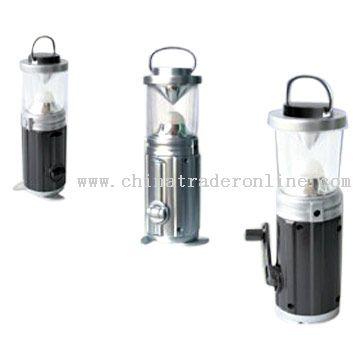 Handle Camping Lamp from China