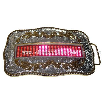 LED Buckle (Western Style)