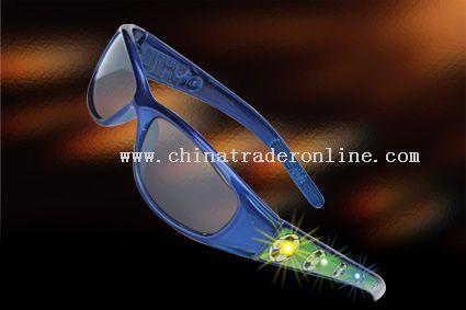 Colorful Flash Glasses