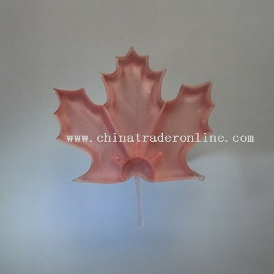 LED Maple leaf-Little Night Lamp from China