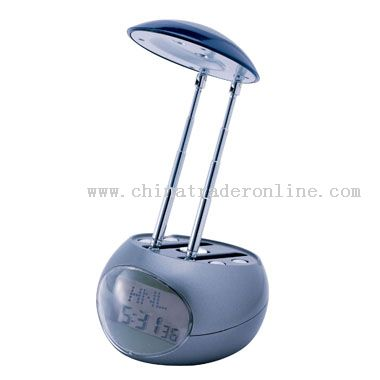 LED READING LAMP WITH ROLLING MESSAGE