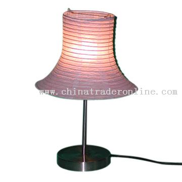 Table Lamp from China