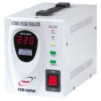 Microprocessor control Automatic Voltage Regulation