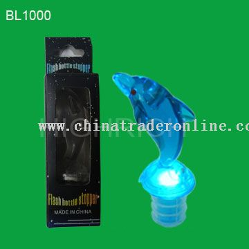 Flash Bottle Stopper from China
