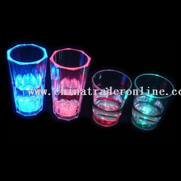 Flash Ice Shot Glass