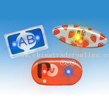 Mobile Phone Flashing Stickers