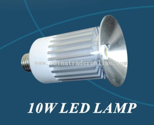 10W High Power LED Lamp